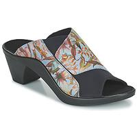 kengät Naiset Sandaalit Romika Westland ST TROPEZ 244 Sininen / Monivärinen