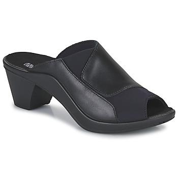 kengät Naiset Sandaalit Romika Westland ST TROPEZ 244 Musta