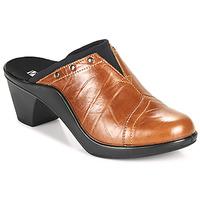 kengät Naiset Sandaalit Romika Westland ST TROPEZ 271 Ruskea