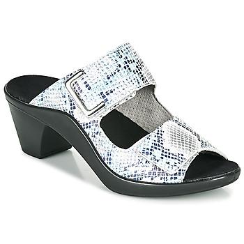 kengät Naiset Sandaalit Romika Westland ST TROPEZ 353 Valkoinen