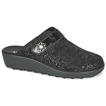 kengät Naiset Tossut Romika Westland GINA 110 Musta