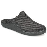 kengät Miehet Tossut Romika Westland MONACO 220 Musta