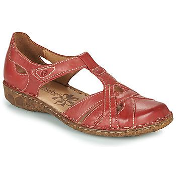 kengät Naiset Sandaalit ja avokkaat Josef Seibel ROSALIE 29 Punainen
