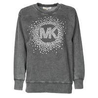 vaatteet Naiset Svetari MICHAEL Michael Kors ACID WSH MK STAR STUD Black
