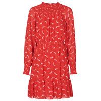 vaatteet Naiset Lyhyt mekko MICHAEL Michael Kors SIGNATRE LOGO SMCK DR Punainen