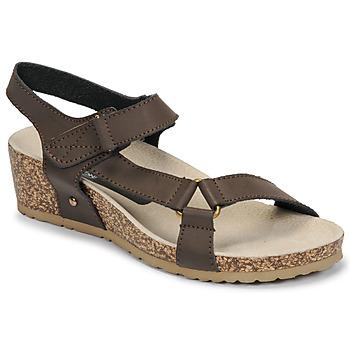 kengät Naiset Sandaalit ja avokkaat Spot on F10716 Ruskea