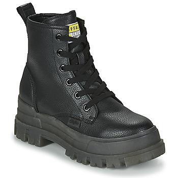 kengät Naiset Bootsit Buffalo ASPHA RLD Musta