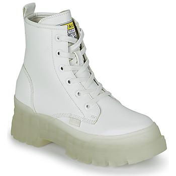 kengät Naiset Bootsit Buffalo ASPHA RLD Valkoinen