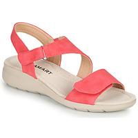 kengät Naiset Sandaalit ja avokkaat Damart 67808 Punainen