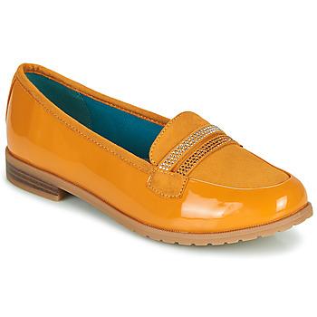 kengät Naiset Mokkasiinit Damart 64847 Ruskea