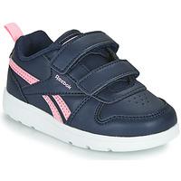 kengät Tytöt Matalavartiset tennarit Reebok Classic REEBOK ROYAL PRIME 2.0 2V Laivastonsininen / Pink