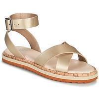 kengät Naiset Sandaalit ja avokkaat Bullboxer 053001F1S Kulta