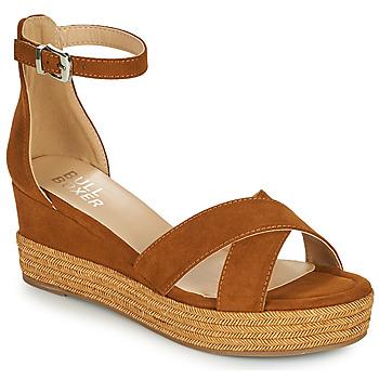 kengät Naiset Sandaalit ja avokkaat Bullboxer 268003F2T Ruskea