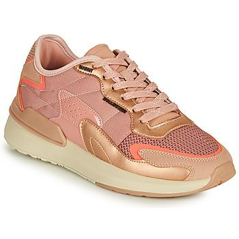 kengät Naiset Matalavartiset tennarit Bullboxer 263000F5S Vaaleanpunainen