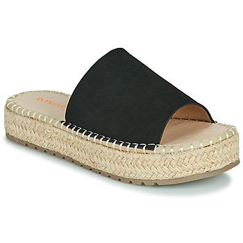 kengät Naiset Sandaalit Emmshu TAMIE Musta