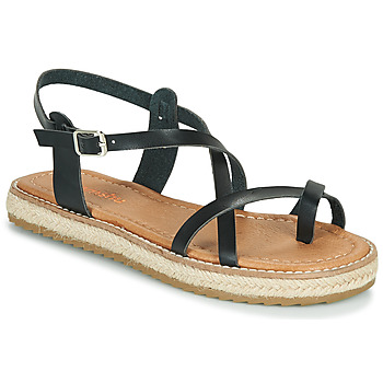 kengät Naiset Sandaalit ja avokkaat Emmshu ALTHEA Musta