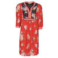 vaatteet Naiset Lyhyt mekko Derhy SARRIETTE Punainen