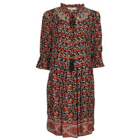 vaatteet Naiset Lyhyt mekko Derhy SCALA Musta