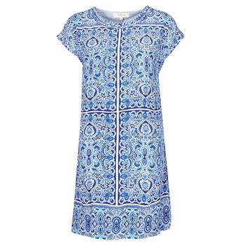 vaatteet Naiset Lyhyt mekko Derhy STRESS Sininen
