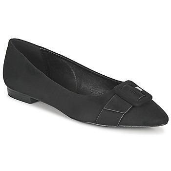 kengät Naiset Balleriinat Esprit KINA Musta