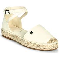 kengät Naiset Espadrillot Esprit TUVA Valkoinen