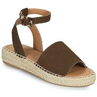 kengät Naiset Sandaalit ja avokkaat Esprit CLARA Ruskea