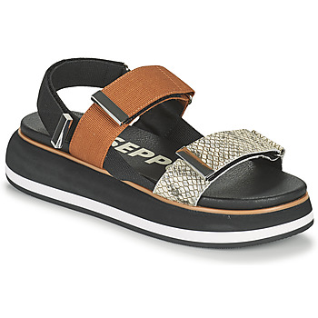 kengät Naiset Sandaalit ja avokkaat Gioseppo ELICOTT Musta