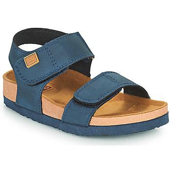 kengät Pojat Sandaalit ja avokkaat Gioseppo BAELEN Laivastonsininen