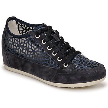 kengät Naiset Matalavartiset tennarit IgI&CO ANINOMA Sininen
