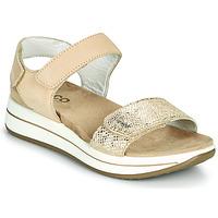 kengät Naiset Sandaalit ja avokkaat IgI&CO FRAPLA Kulta