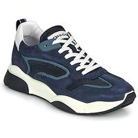 kengät Miehet Matalavartiset tennarit IgI&CO COQUELIA Sininen