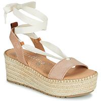 kengät Naiset Sandaalit ja avokkaat Musse & Cloud CLOUD Nude