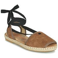 kengät Naiset Espadrillot Musse & Cloud ONDARA Taupe