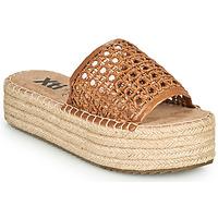 kengät Naiset Sandaalit Xti FREDI Kamelinruskea