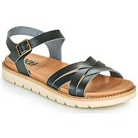 kengät Naiset Sandaalit ja avokkaat Xti OSSA Musta