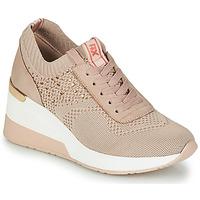 kengät Naiset Matalavartiset tennarit Xti ROSSA Vaaleanpunainen