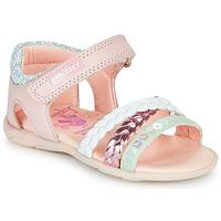 kengät Tytöt Sandaalit ja avokkaat Pablosky KINNO Pink