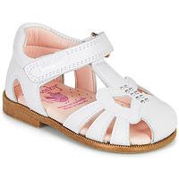 kengät Tytöt Sandaalit ja avokkaat Pablosky PAMMO Valkoinen