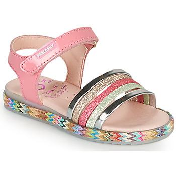kengät Tytöt Sandaalit ja avokkaat Pablosky PANNI Vaaleanpunainen