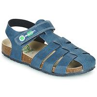 kengät Pojat Sandaalit ja avokkaat Pablosky DAMMI Sininen