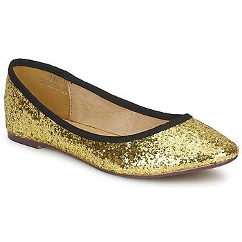 kengät Naiset Balleriinat Friis & Company PERLA Kulta