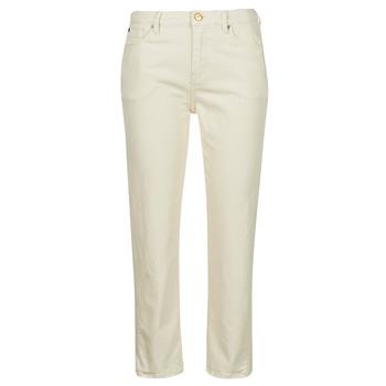 vaatteet Naiset Slim-farkut Pepe jeans DION 7/8 Vaalea / Wi5