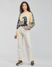 vaatteet Naiset Suorat farkut Pepe jeans LEXA SKY HIGH Valkoinen / Wi5