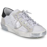 kengät Naiset Matalavartiset tennarit Philippe Model PARIS Valkoinen