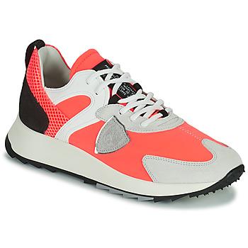 kengät Naiset Matalavartiset tennarit Philippe Model ROYALE Koralli