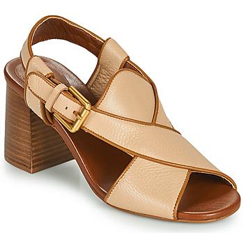kengät Naiset Sandaalit ja avokkaat See by Chloé HELLA Beige