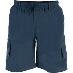 vaatteet Miehet Shortsit / Bermuda-shortsit Duke  Navy