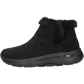 kengät Naiset Talvisaappaat Skechers 144400 Black