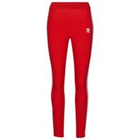vaatteet Naiset Legginsit adidas Originals 3 STR TIGHT Punainen