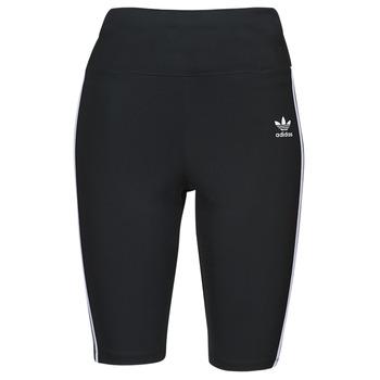vaatteet Naiset Legginsit adidas Originals HW SHORT TIGHTS Musta